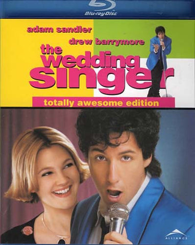 The Wedding Singer - Totally Awesome Edition (Blu-ray) BLU-RAY Movie