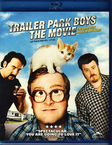 Trailer Park Boys The Movie (Bilingual) (Blu-ray) BLU-RAY Movie