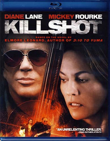 Killshot (Blu-ray) BLU-RAY Movie