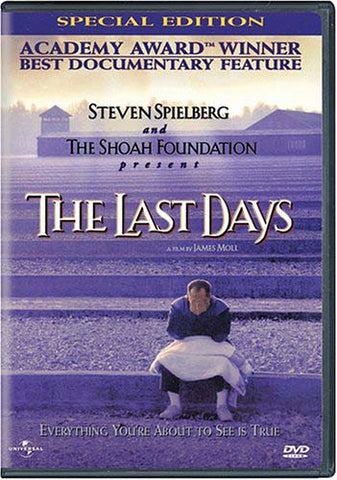 The Last Days DVD Movie