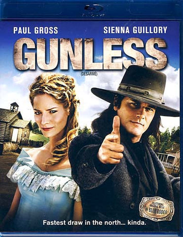 Gunless (Bilingual) (Blu-ray) BLU-RAY Movie