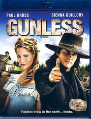 Gunless (Bilingual) (Blu-ray)