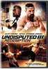 Undisputed III - Redemption DVD Movie