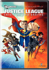 Justice League - Crisis on Two Earths (Single-Disc Edition)