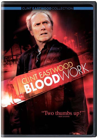 Blood Work (Keepcase) DVD Movie