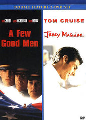 A Few Good Men/Jerry Maguire (Double Feature) (Blue Border)