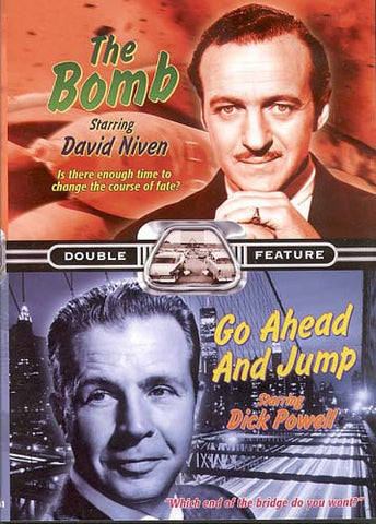 The Bomb/Go Ahead And Jump (Double Feature) DVD Movie