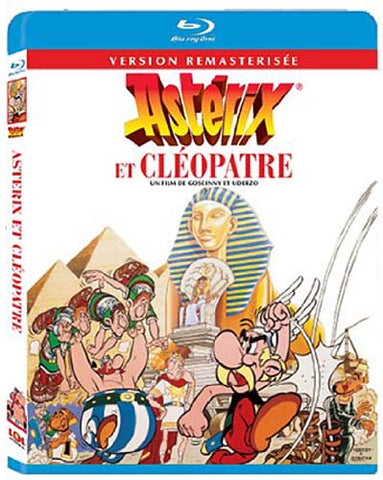 Asterix Et Cleopatre (Blu-ray) BLU-RAY Movie