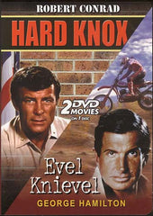 Hard Knox (Robert Conrad)/Evel Knievel (George Hamilton) (Double Feature)