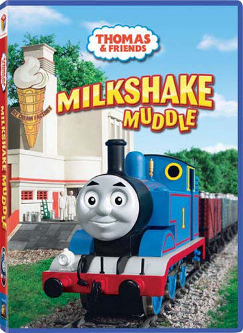 Thomas and Friends - Milkshake Muddle DVD Movie