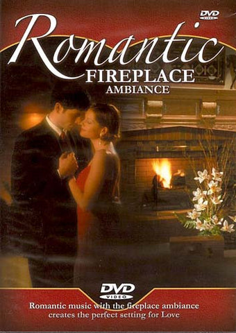 Romantic Fireplace Ambiance DVD Movie