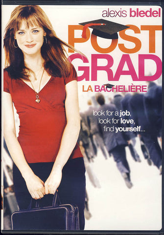 Post Grad (La Bacheliere) DVD Movie