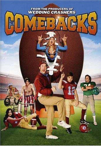 The Comebacks (Rated) DVD Movie