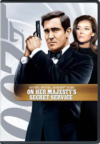 On Her Majesty s Secret Service (James Bond) DVD Movie