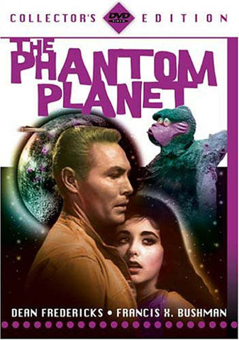 The Phantom Planet (Collector's Edition) DVD Movie