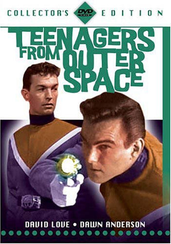 Teenagers from Outer Space (Collector's Edition) DVD Movie