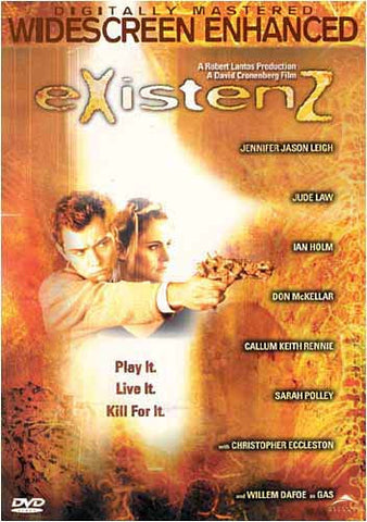 Existenz DVD Movie