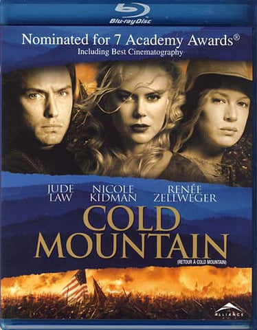 Cold Mountain (Bilingual) (Blu-ray) BLU-RAY Movie