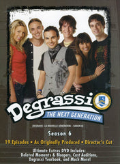 Degrassi - The Next Generation - Season 6 / Degrassi : La Nouvelle Generation - Saison 6 (Boxset)