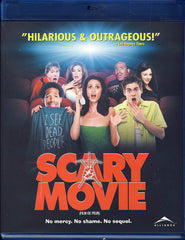 Scary Movie (Bilingual) (Blu-ray)