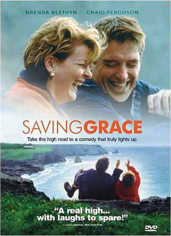 Saving Grace DVD Movie