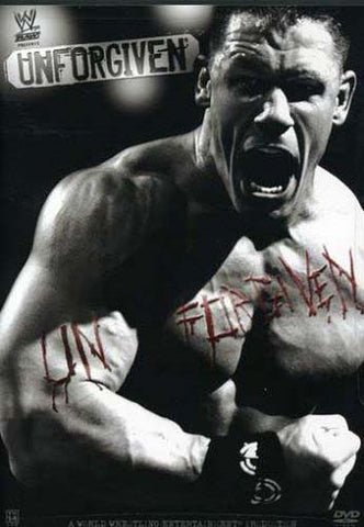 WWE - Unforgiven 2006 DVD Movie