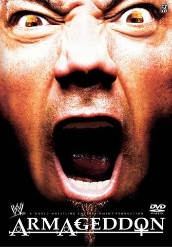 WWE - Armageddon 2005 (CA Version) DVD Movie