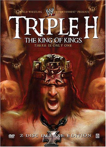 WWE - Triple H - King of Kings - There is Only One (Deluxe Edition) DVD Movie