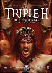 WWE - Triple H - King of Kings - There is Only One (Deluxe Edition)