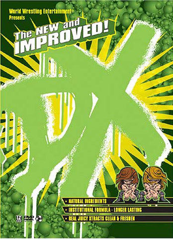 WWE - The New And Improved DX (Boxset) DVD Movie