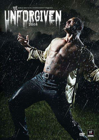 WWE - Unforgiven 2008 DVD Movie