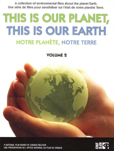 This is Our Planet, This is Our Earth / Notre Planete, Notre Terre Volume 2 (Boxset) DVD Movie