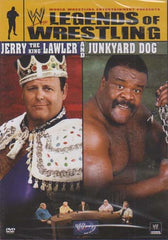 WWE - Legends of Wrestling - Jerry the King Lawler and Junkyard Dog