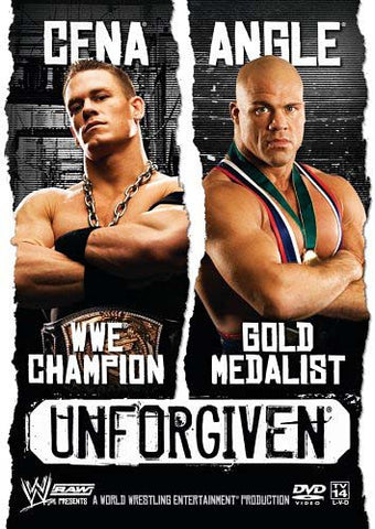 WWE - Unforgiven 2005 DVD Movie
