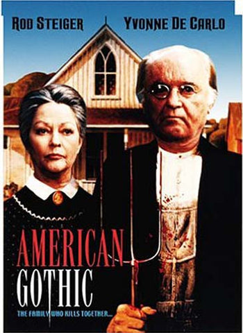 American Gothic DVD Movie