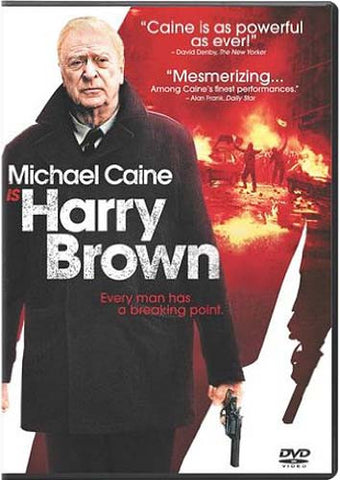 Harry Brown (Bilingual) DVD Movie