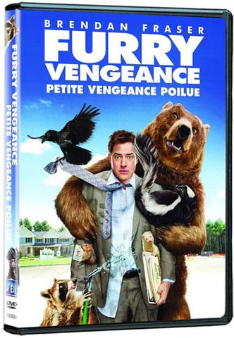 Furry Vengeance (Bilingual) DVD Movie
