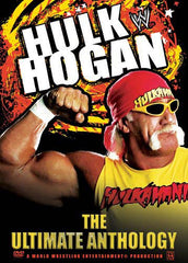WWE - Hulk Hogan - The Ultimate Anthology (Boxset)