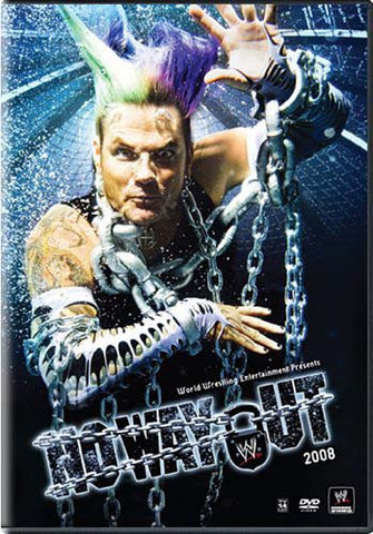 WWE - No Way Out 2008 DVD Movie