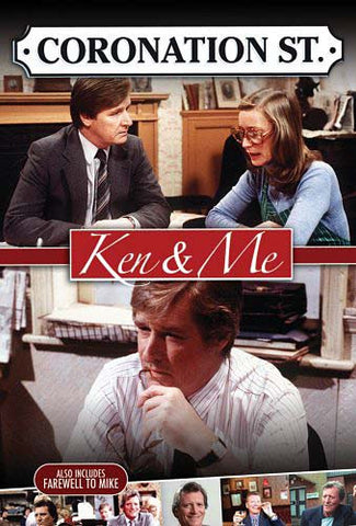 Coronation Street - Ken and Me DVD Movie