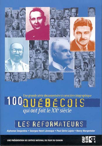 100 Quebecois - Les Reformateurs DVD Movie