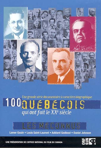 100 Quebecois - Les Meconnus DVD Movie