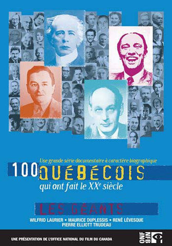 100 Quebecois - Les Geants DVD Movie