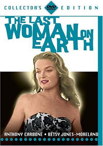 The Last Woman on Earth DVD Movie