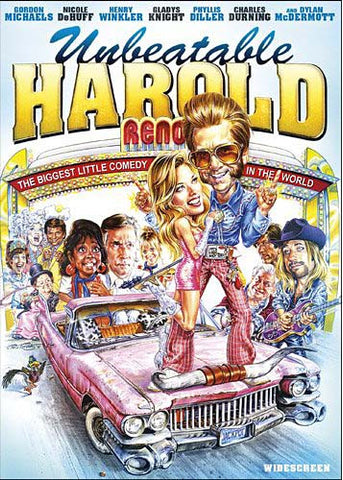 Unbeatable Harold DVD Movie