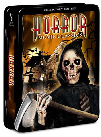 Horror Movie Classics 10 Movie Pack (Tin Packing) (Boxset) DVD Movie