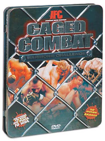 IFC - Caged Combat - Warriors Challenge (Tin) (Boxset) DVD Movie
