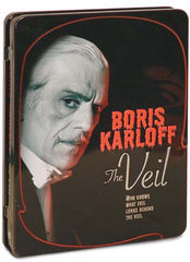 Boris Karloff - The Veil (10 Complete Episodes) (Tin) (Boxset)