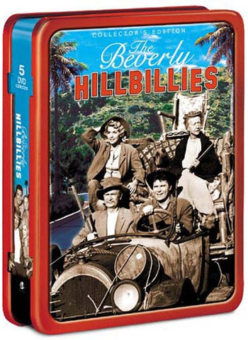 The Beverly Hillbillies - Collector's Edition (5-pk) (30 Episodes) (Tin) (Boxset) DVD Movie