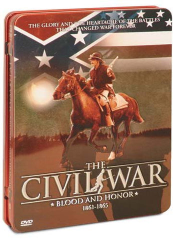 The Civil War - Blood and Honor (Tin) (Boxset) DVD Movie